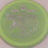 PD - Swirly S Line - Colten Montgomery Lone Howl - silver - 175g - 176-7g - somewhat-flat - neutral