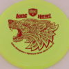PD - Swirly S Line - Colten Montgomery Lone Howl - red - 175g - 175-1g - somewhat-flat - neutral