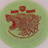 PD - Swirly S Line - Colten Montgomery Lone Howl - red - 175g - 175-7g - somewhat-flat - neutral