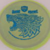 PD - Swirly S Line - Colten Montgomery Lone Howl - blue - 175g - 176-4g - somewhat-flat - neutral