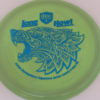 PD - Swirly S Line - Colten Montgomery Lone Howl - blue - 175g - 176-3g - somewhat-flat - neutral