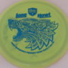 PD - Swirly S Line - Colten Montgomery Lone Howl - blue - 175g - 175-4g - somewhat-flat - neutral