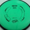 Switch - green - black - neutron - black - 174g - 175-1g - pretty-flat - neutral