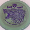 PD - Swirly S Line - Colten Montgomery Lone Howl - purple - 175g - 176-3g - somewhat-flat - neutral