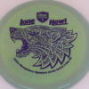 PD - Swirly S Line - Colten Montgomery Lone Howl - purple - 175g - 176-0g - somewhat-flat - neutral