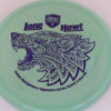 PD - Swirly S Line - Colten Montgomery Lone Howl - purple - 175g - 176-2g - somewhat-flat - neutral