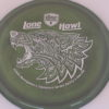 PD - Swirly S Line - Colten Montgomery Lone Howl - silver - 172g - 172-9g - somewhat-flat - neutral