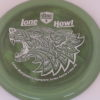 PD - Swirly S Line - Colten Montgomery Lone Howl - silver - 175g - 173-0 - somewhat-flat - neutral