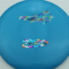 Sidewinder - blue - star - pastel-party-time - 171g - 170-7g - somewhat-domey - neutral