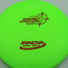 Savant - green - star - red-dots-mini - 168g - 168-9g - neutral - neutral