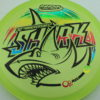 Shark - Luster Champion - 30th Anniversary - green - black - rainbow - 180g - 181-8g - somewhat-domey - neutral
