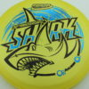 Shark - Luster Champion - 30th Anniversary - yellow - black - blue - 180g - 180-4g - somewhat-domey - neutral