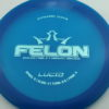 Felon - blue - lucid - light-blue - 304 - 167g - 168-6g - super-flat - neutral