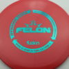 Felon - redpink - biofuzion - teal - 304 - 175g - 176-4g - neutral - somewhat-stiff