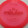 Felon - pink - lucid - red - 304 - 176g - 175-7g - pretty-flat - neutral