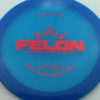 Felon - blue - lucid - red - 304 - 174g - 176-1g - pretty-flat - neutral