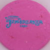 Zone - swirly - jawbreaker - blue-fracture - 304 - 3619 - 175-5g - super-flat - neutral
