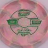 Drone - Swirl ESP - Andrew Presnell - green-fracture - 175-176g - 177-8g - somewhat-domey - somewhat-stiff