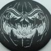 Halloween Roc / Aviar - XXL Stamp - roc - black - dx - white - 180g - 179-9g - somewhat-domey - somewhat-stiff