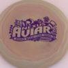 Aviar - Nexus - Jessica Weese - purple - 175g - 174-4g - somewhat-puddle-top - somewhat-stiff
