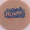 Aviar - Nexus - Jessica Weese - blue - 175g - 173-5g - somewhat-puddle-top - somewhat-stiff