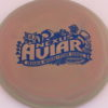 Aviar - Nexus - Jessica Weese - blue - 175g - 172-9g - somewhat-puddle-top - somewhat-stiff