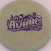 Aviar - Nexus - Jessica Weese - purple - 175g - 175-2g - somewhat-puddle-top - somewhat-stiff