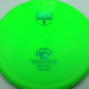 DD2 - green - s-line - green - 175g - 176-6g - pretty-domey - neutral