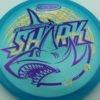 Shark - Luster Champion - 30th Anniversary - blue - purple - gold-fracture - 180g - 181-5g - pretty-domey - neutral