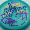 Shark - Luster Champion - 30th Anniversary - blue - purple - gold-fracture - 180g - 182-8g - pretty-domey - neutral