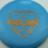 Felon - blue - fuzion - wood-grain - 304 - 169g - 170-4g - super-flat - neutral