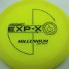 EXP-X - yellow - quantum - black - 175g - 173-8g - somewhat-domey - neutral