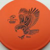Kea - orange - magma-hard - black - 170g - 170-5g - somewhat-domey - very-stiff