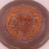 MX-3 - 750 - Will Schusterick Signature - bronze - 179g - 180-4g - somewhat-flat - somewhat-stiff