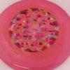 MX-3 - 750 - Will Schusterick Signature - rainbow-jelly-bean - 179g - 180-1g - somewhat-flat - somewhat-stiff