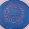 MX-3 - 750 - Will Schusterick Signature - light-purple - 180g - 181-7g - pretty-flat - somewhat-stiff