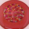 MX-3 - 750 - Will Schusterick Signature - rainbow-jelly-bean - 179g - 180-7g - somewhat-flat - somewhat-stiff
