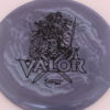 Valor - Icon - First Run - black - 180g - 181-9g - neutral - somewhat-stiff