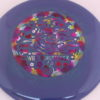 MX-3 - 750 - Will Schusterick Signature - rainbow-jelly-bean - 179g - 179-9g - somewhat-flat - somewhat-stiff
