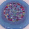 MX-3 - 750 - Will Schusterick Signature - rainbow-jelly-bean - 180g - 181-7g - pretty-flat - somewhat-stiff