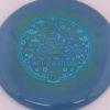 MX-3 - 750 - Will Schusterick Signature - blue - 180g - 181-4g - pretty-flat - somewhat-stiff