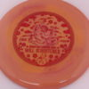 MX-3 - 750 - Will Schusterick Signature - red-dots-mini - 180g - 181-3g - pretty-flat - somewhat-stiff