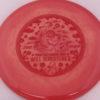 MX-3 - 750 - Will Schusterick Signature - red-dots-mini - 180g - 181-9g - pretty-flat - somewhat-stiff