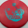 October Ghouls - Discmania PD, PD2, DD2, P2 - pd - red - s-line - teal - 171g - 171-9g - somewhat-domey - neutral