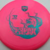 October Ghouls - Discmania PD, PD2, DD2, P2 - pd - pink - s-line - teal - 175g - 174-0g - neutral - neutral