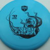 October Ghouls - Discmania PD, PD2, DD2, P2 - pd - blue - s-line - black - 170g - 170-2g - neutral - neutral