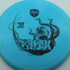 October Ghouls - Discmania PD, PD2, DD2, P2 - pd - blue - s-line - black - 170g - 172-2g - neutral - neutral
