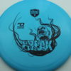 October Ghouls - Discmania PD, PD2, DD2, P2 - pd - blue - s-line - black - 170g - 171-8g - neutral - neutral