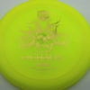 October Ghouls - Discmania PD, PD2, DD2, P2 - pd2 - yellow - c-line - gold - 175g - 175-3g - somewhat-domey - neutral