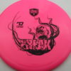 October Ghouls - Discmania PD, PD2, DD2, P2 - pd - pink - s-line - black - 175g - 178-6g - neutral - neutral